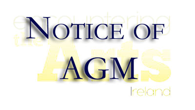Upcoming AGM